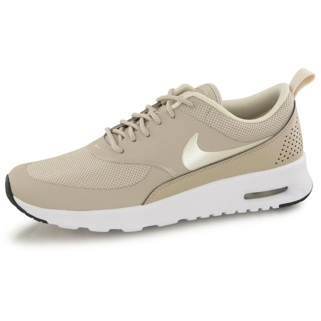 max air nike beige Chaussures femme thea basket style 7gbyfY6v